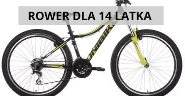 jaki rower dla 14 latka zdj