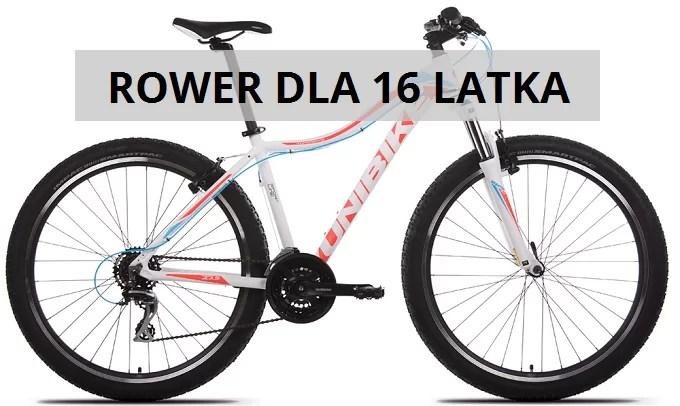 jaki rower dla 16 latka zdj