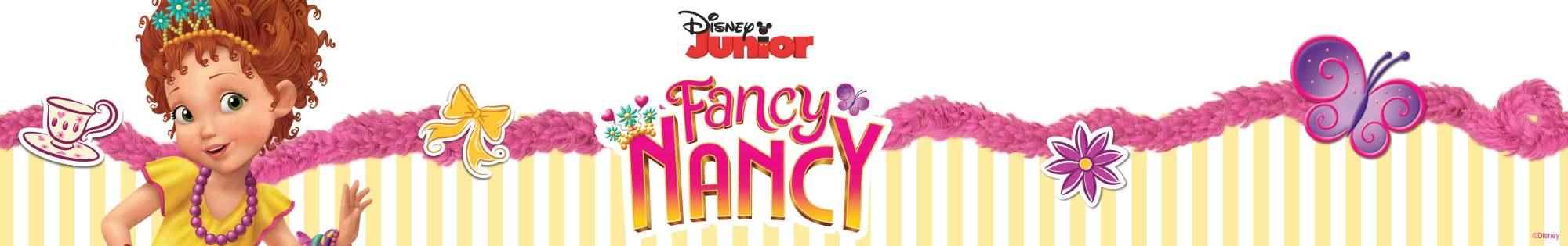 hight resolution of disney fancy nancy