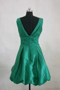 Junior semi formal dresses - Bubble Hemline.