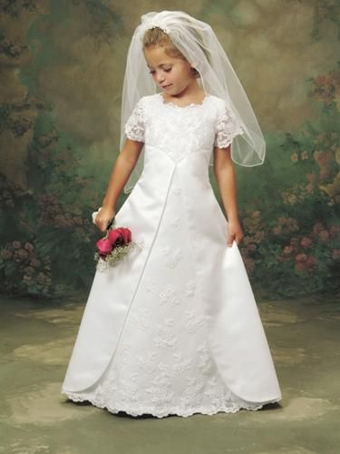 Image Result For Miniature Bride Dresses With Train