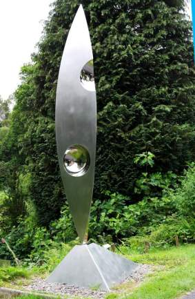 Broomhill Sculpture Art Park, Anglia