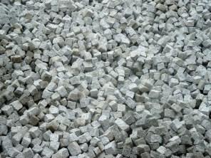 Granit strzegomski kostka 4-6
