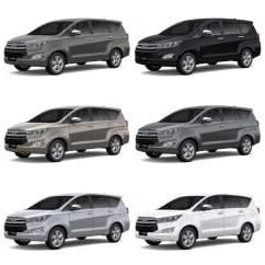 Perbedaan All New Kijang Innova G Dan V Spesifikasi 2.0 M/t Harga Mobil Toyota ...