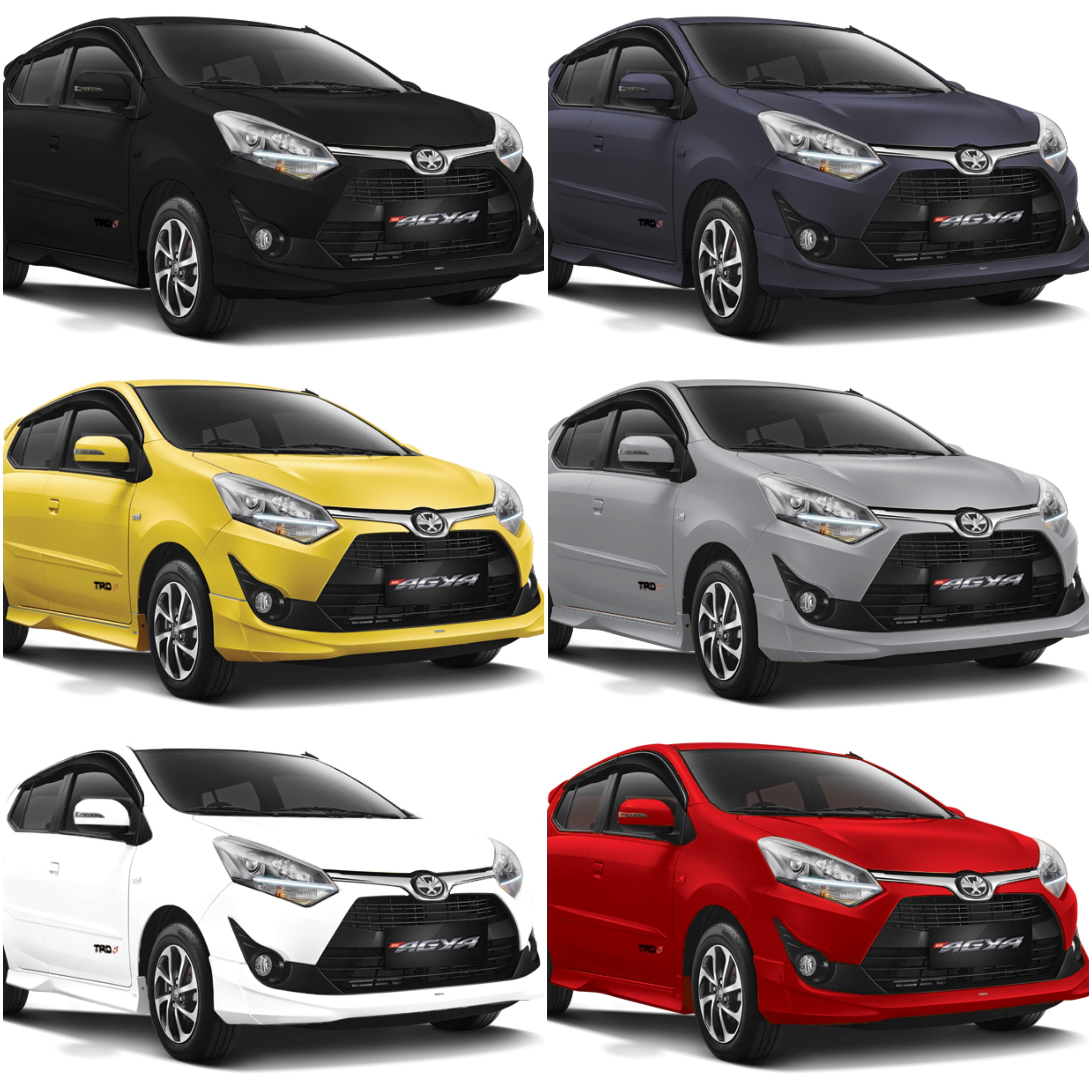 harga new yaris trd 2018 grand avanza veloz 1.5 a/t dan spesifikasi mobil toyota agya terbaru