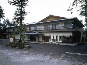 ホテル清晃苑 外観