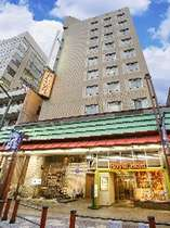 ユニゾイン浅草(旧:ホテルユニゾ浅草)