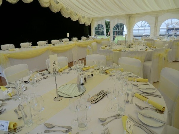 wedding chair cover hire cannock ladder back for special events within west midlands 3