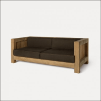 Double Square Chair - Sofa