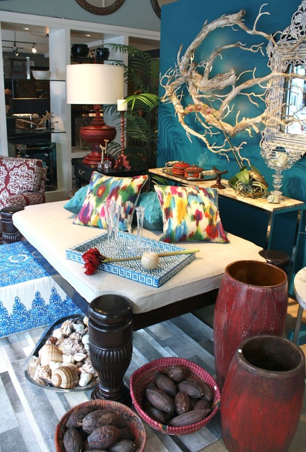 Pench Daybed - Indonesia Bali Style Sofa Bed