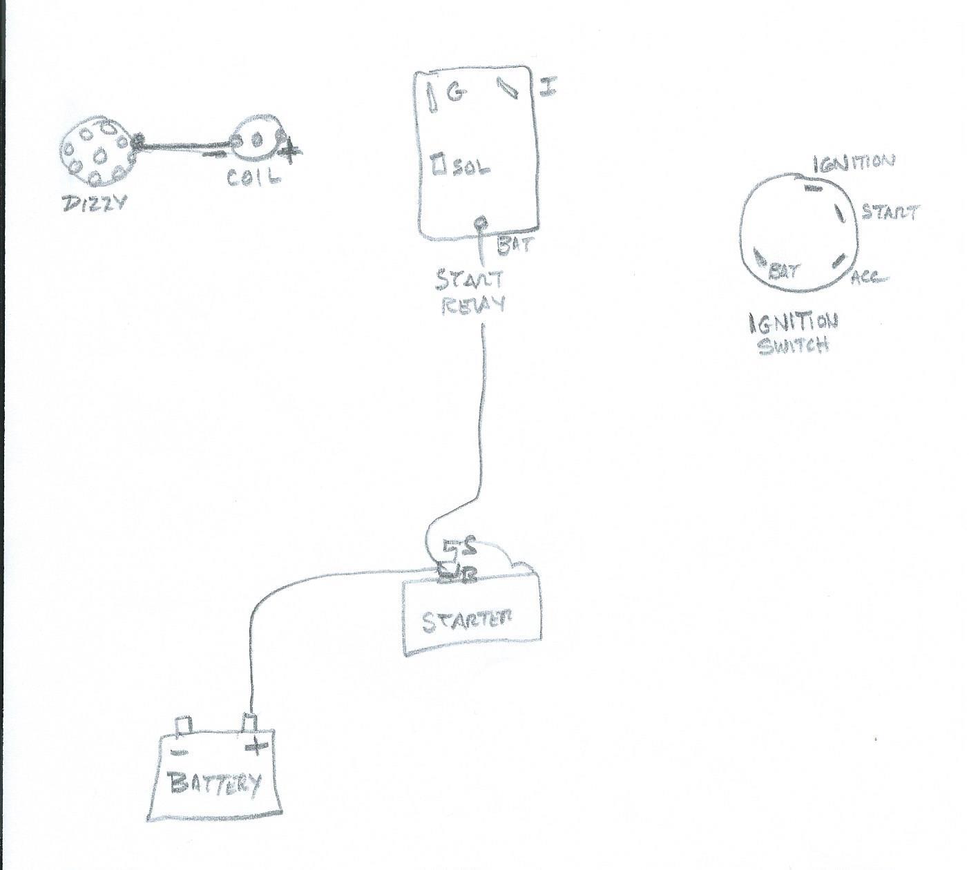 mopar starter relay wiring diagram printable triple venn 34