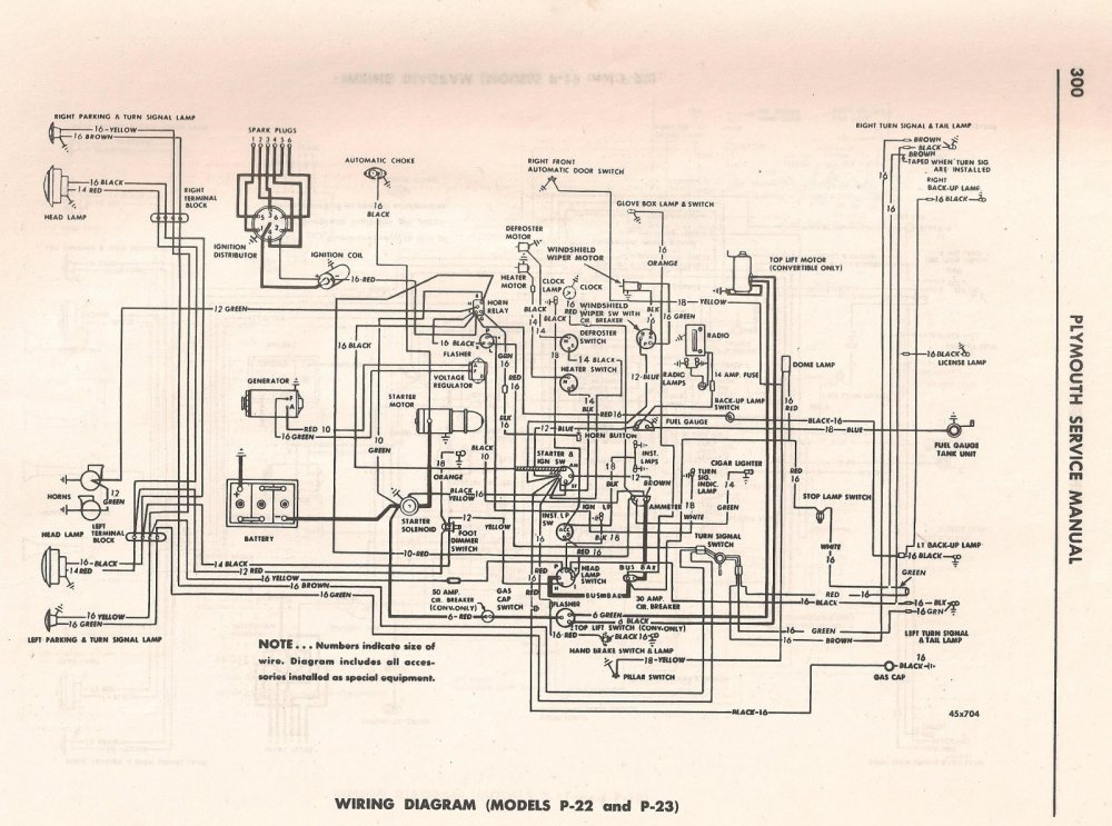 medium resolution of hot rods 1952 plymouth 6 12 volt page 3 the h a m b 001 jpg 1946 plymouth 6 volt positive ground wiring diagram