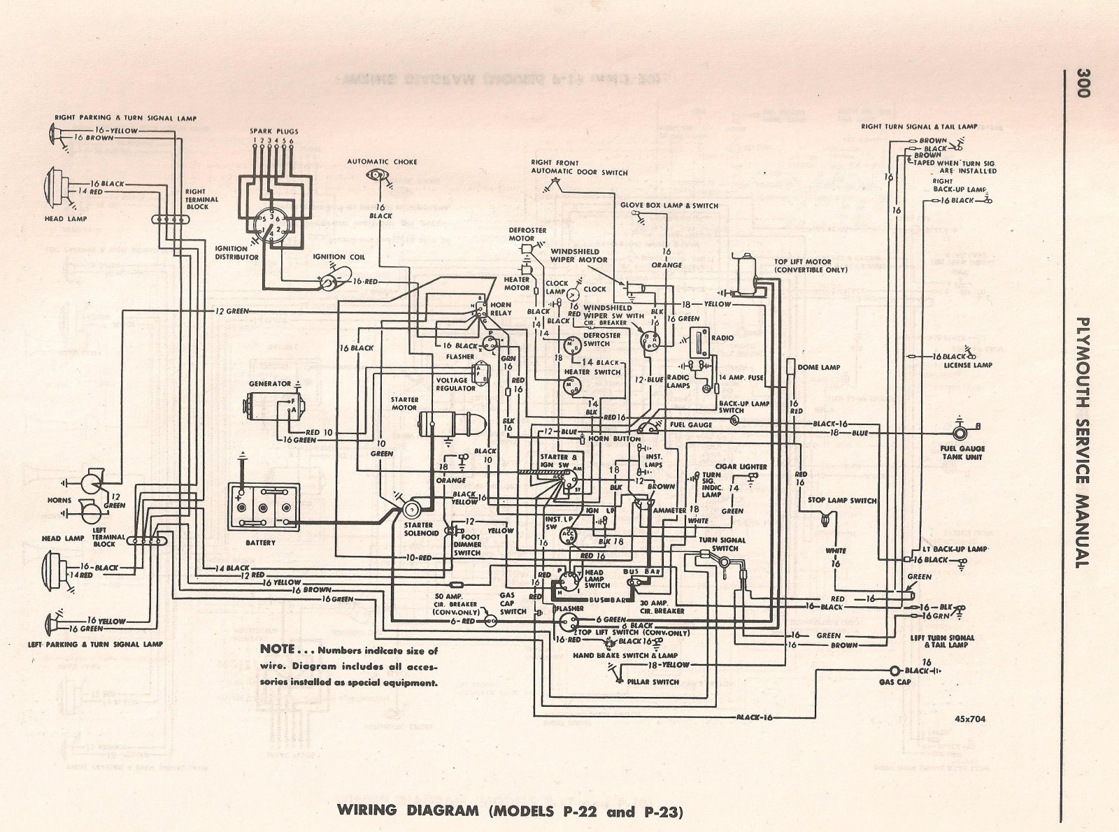 hight resolution of hot rods 1952 plymouth 6 12 volt page 3 the h a m b 001 jpg 1946 plymouth 6 volt positive ground wiring diagram