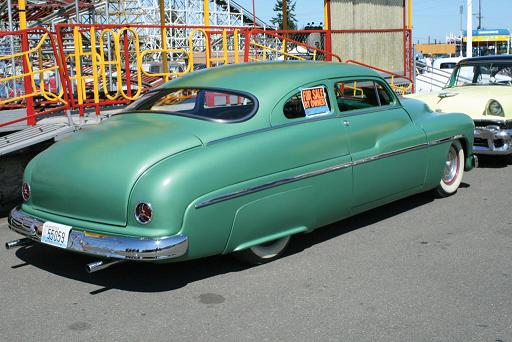 1949 Lincoln Tail Lights