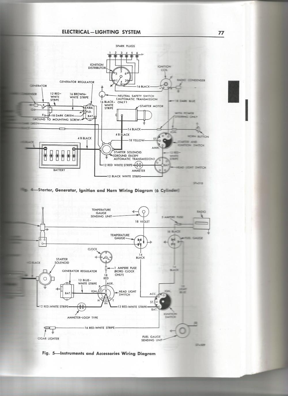 medium resolution of 6 volt neg ground coil wiring diagram