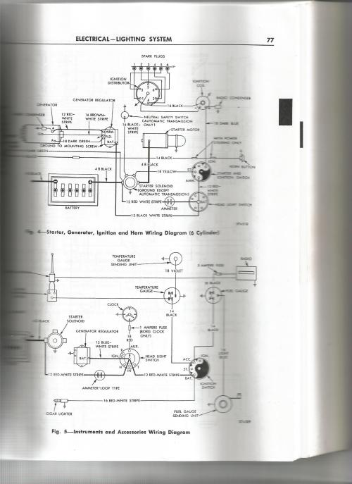 small resolution of 6 volt neg ground coil wiring diagram
