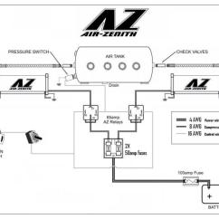 Air Ride Suspension Wiring Diagram For Solar Panels On A Caravan Bag Great Installation Of Zenith 44 350z Airbag Firestone