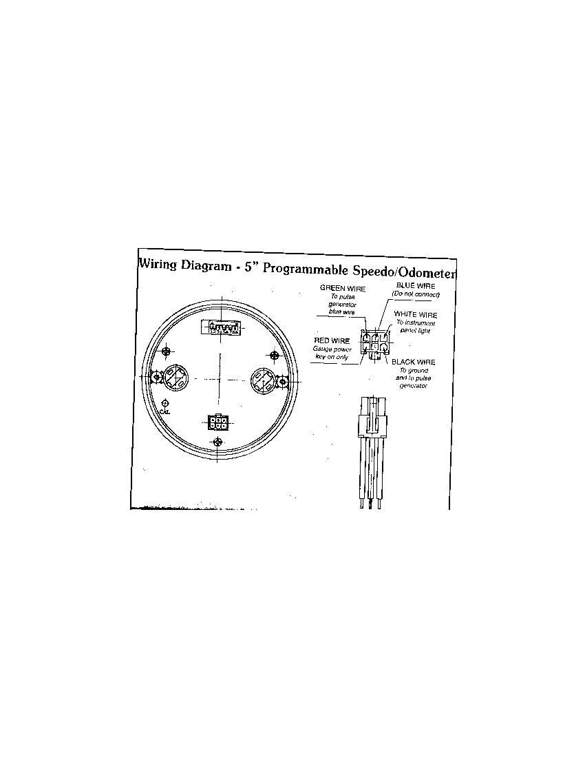 wiring dolphin gauges
