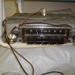 Chevy Radio 57 Dodge Neon Wiring Diagram 1955 Mint Tri Fi The H A M B