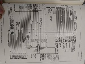 1966 Chevy pickup dash wiring diagram? | The HAMB
