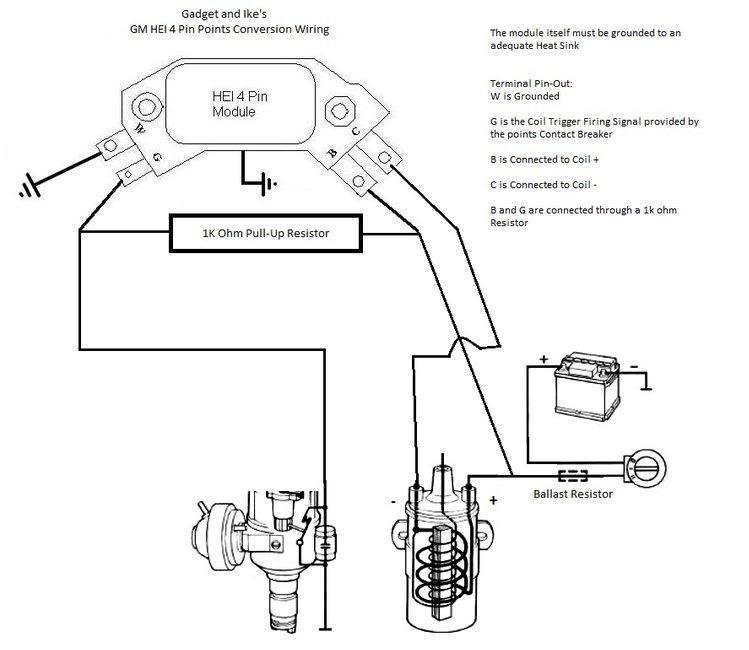chrysler ignition module wiring