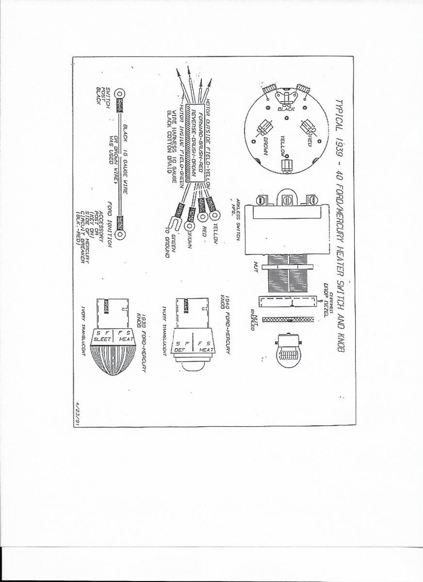 Wiring Diagram PDF: 1940 Home Electrical Wiring Diagrams