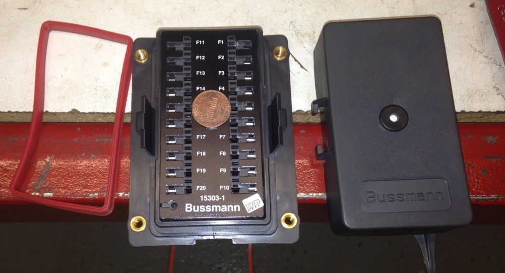 medium resolution of penny in fuse box