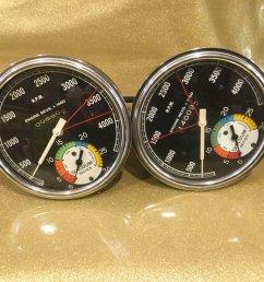 technical cool vintage stewart warner vacuum tachometer motometer gauge pictures history and help [ 1200 x 900 Pixel ]