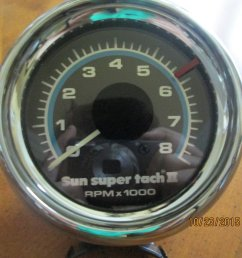 features love for vintage tachometer design page the h a m b i ve used several of the sixties sun sun tach wiring diagram  [ 1200 x 900 Pixel ]