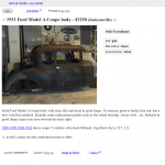 Projects Cost Of A Model A Ford The H A M B