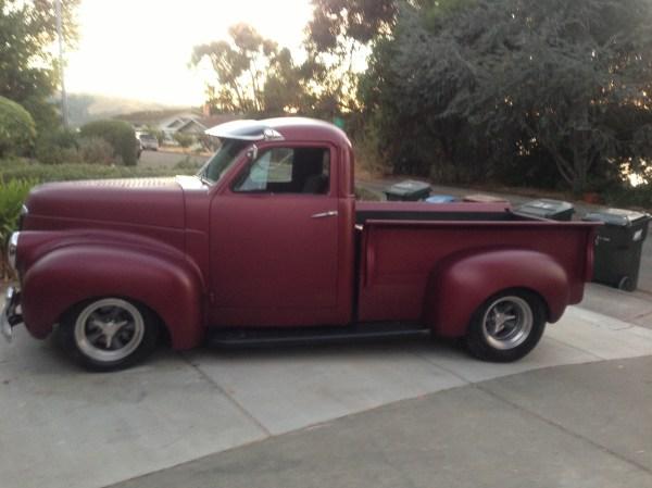 Craigslist Studebaker Pickup