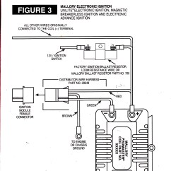 Ford Electronic Ignition Wiring Diagram Spal Fan Relay 27 Images