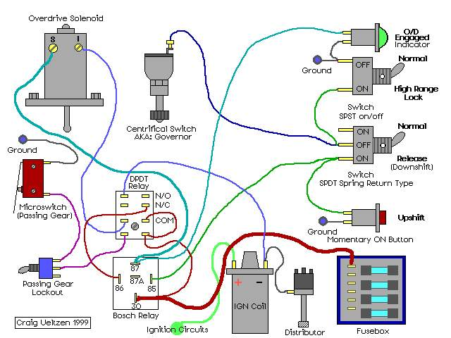 Dp Switch Wiring Diagram