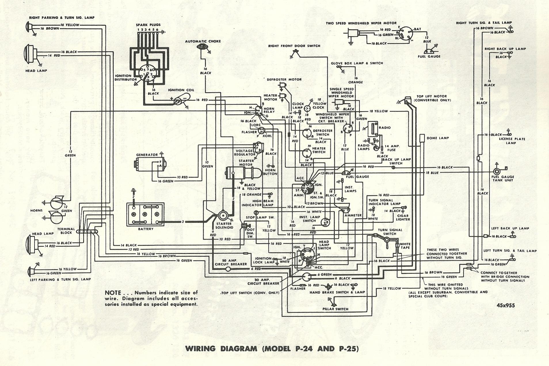 1951 Packard Wiring Diagram Get Free Image About Wiring Diagram