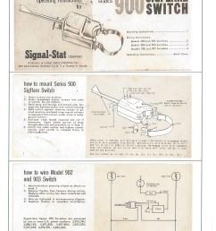 signal stat model 900 wiring diagram 36 wiring diagram signal stat 900 wiring diagram positive ground signal stat strobe light wiring diagram [ 1024 x 1332 Pixel ]