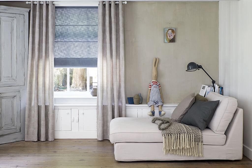 Schlafzimmer verdunkeln  fr Sichtschutz und Ruhe