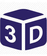 j alves ícones projetos 3d-3