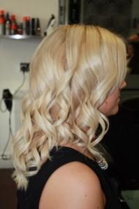 alex ghd curls