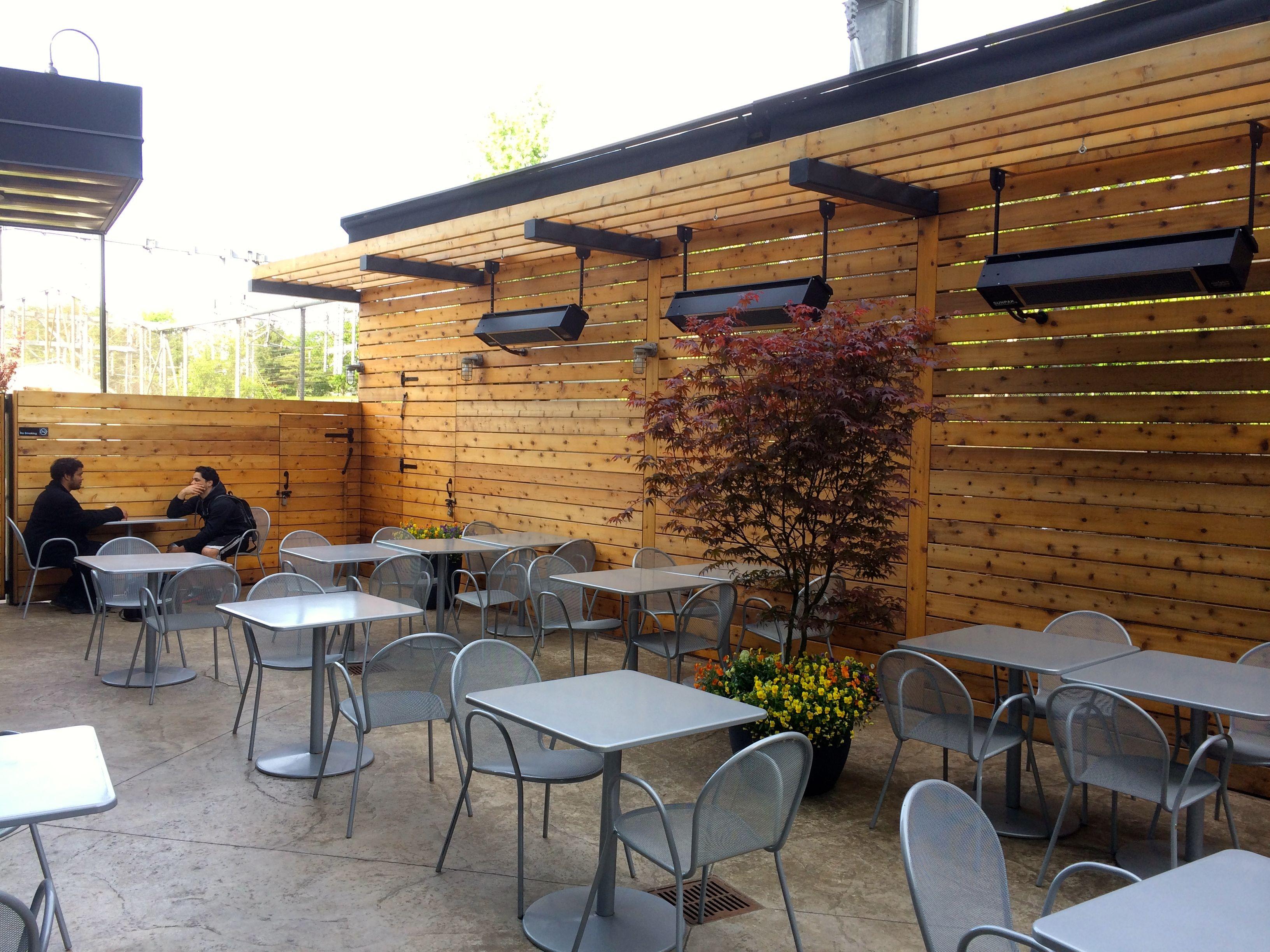 Gallery Restaurant Patios of Jamaica Plain  Jamaica Plain News