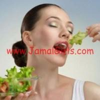نظام غذائي صحي خاص بالبشرة الدهنية