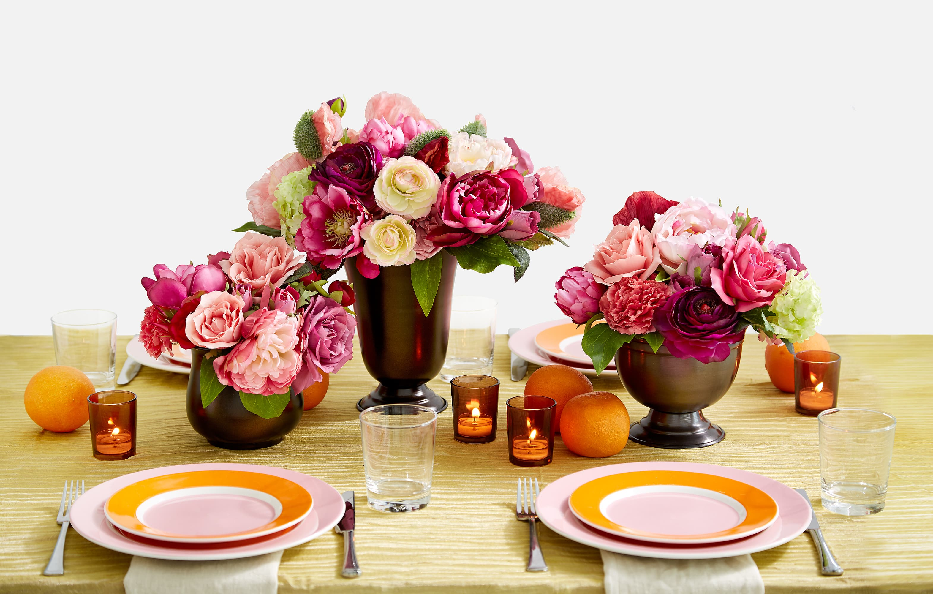 4 long table centerpiece ideas great