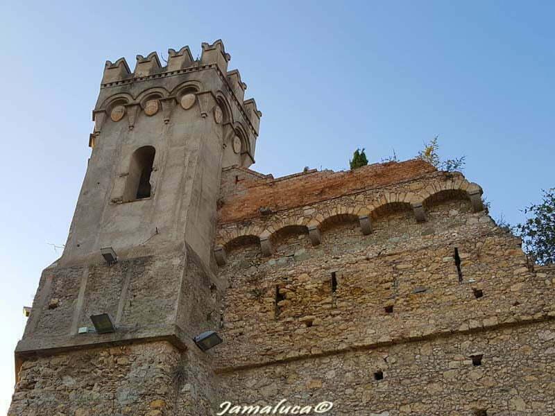 Resti del Castello di Catanzaro