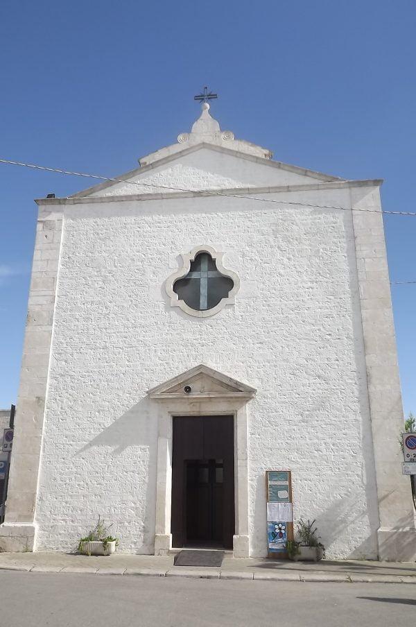 Chiesa di Santa Lucia Alberobello