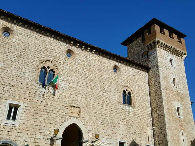 Visitare Atina tra i borghi più belli d'Italia