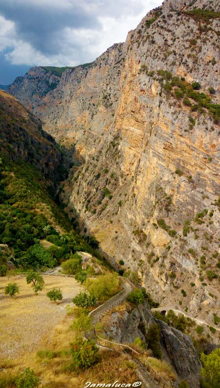 itinerario Calabria Civita - Gole del Raganello