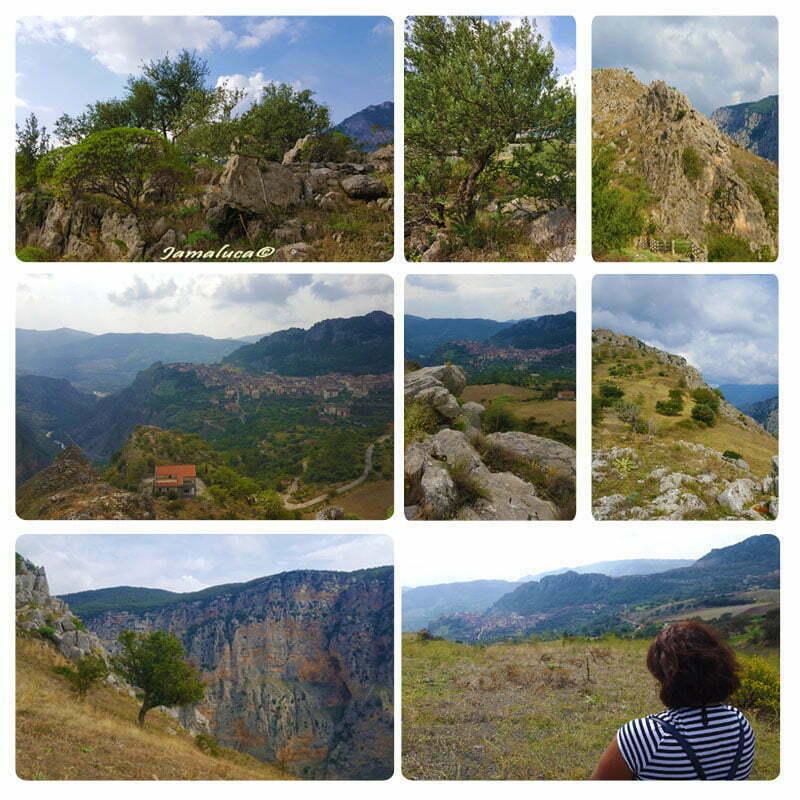 Trekking in Calabria nel Parco Nazionale del Pollino - Sul sentiero della Mater Chiesa