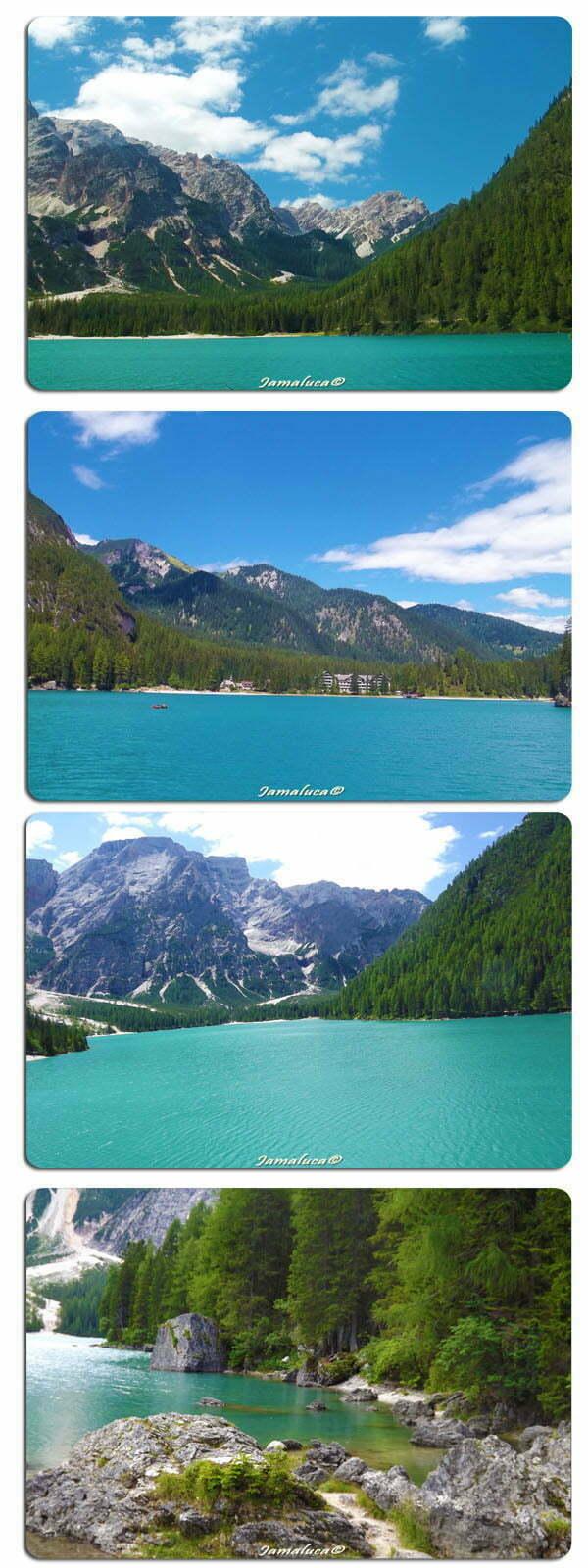 Lago di Braies - Escursione intorno al lago
