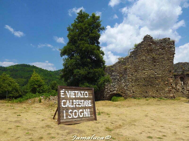 Gita fuori porta e week end in Calabria - Abbazia di Santa Maria di Corazzo