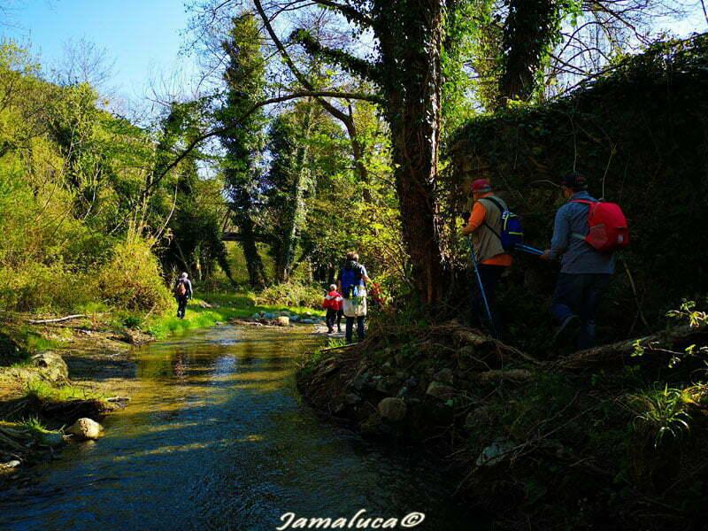 Trekking nel Parco della Biodiversità Mediterranea