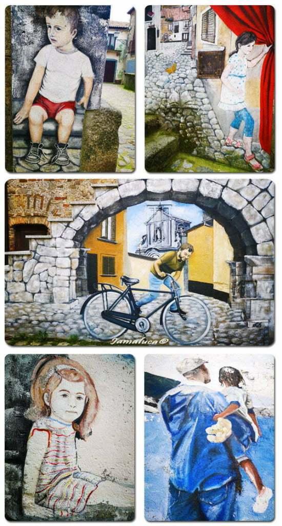 Serra San Bruno - street art